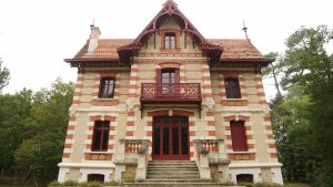 chalet-mauria façade avant