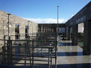 aqio chantier du collège capeyron