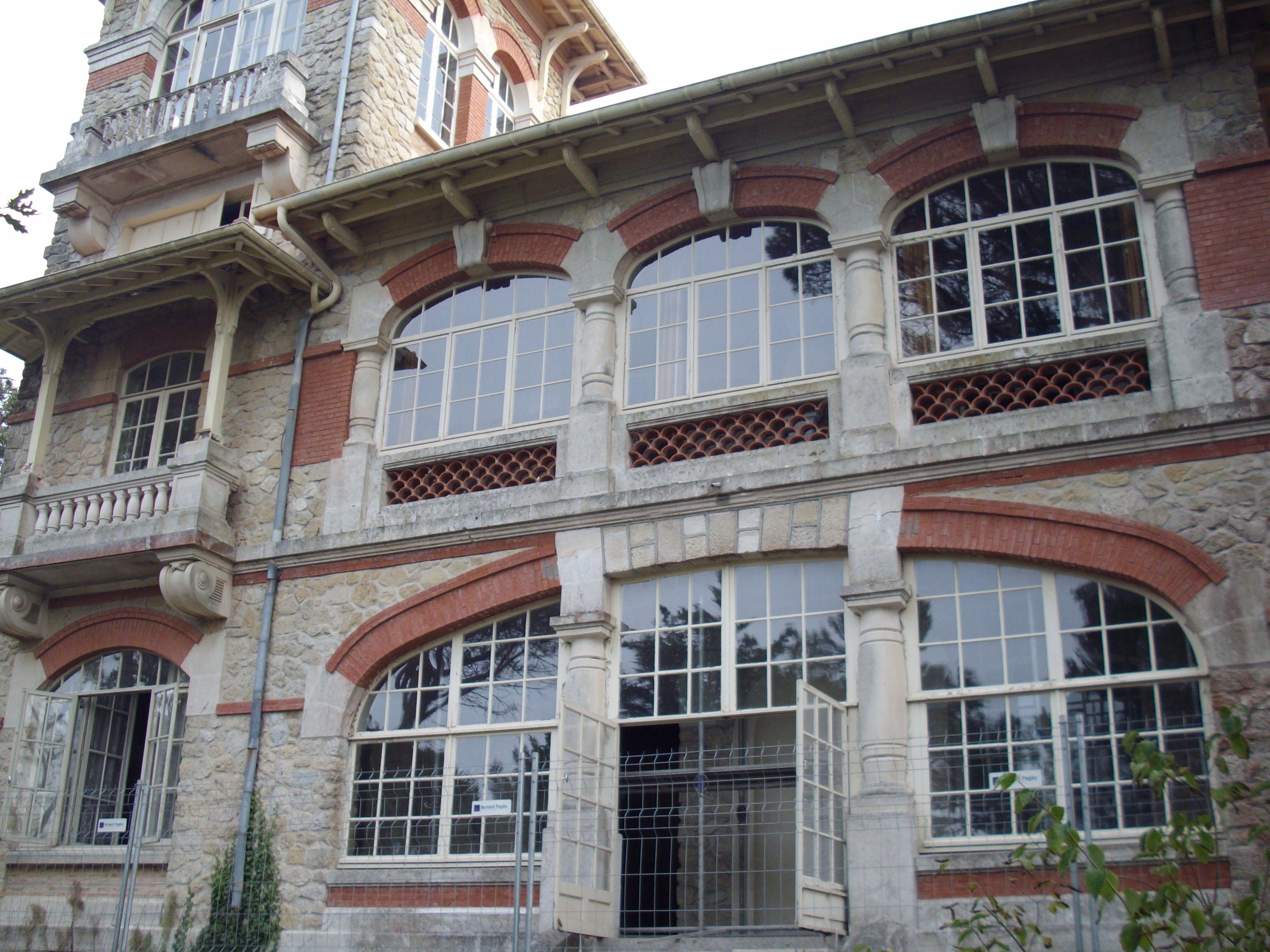 Villa Hurlevent à Taussat (33)