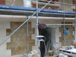 aqio rénovation du chalet mauriac - gironde