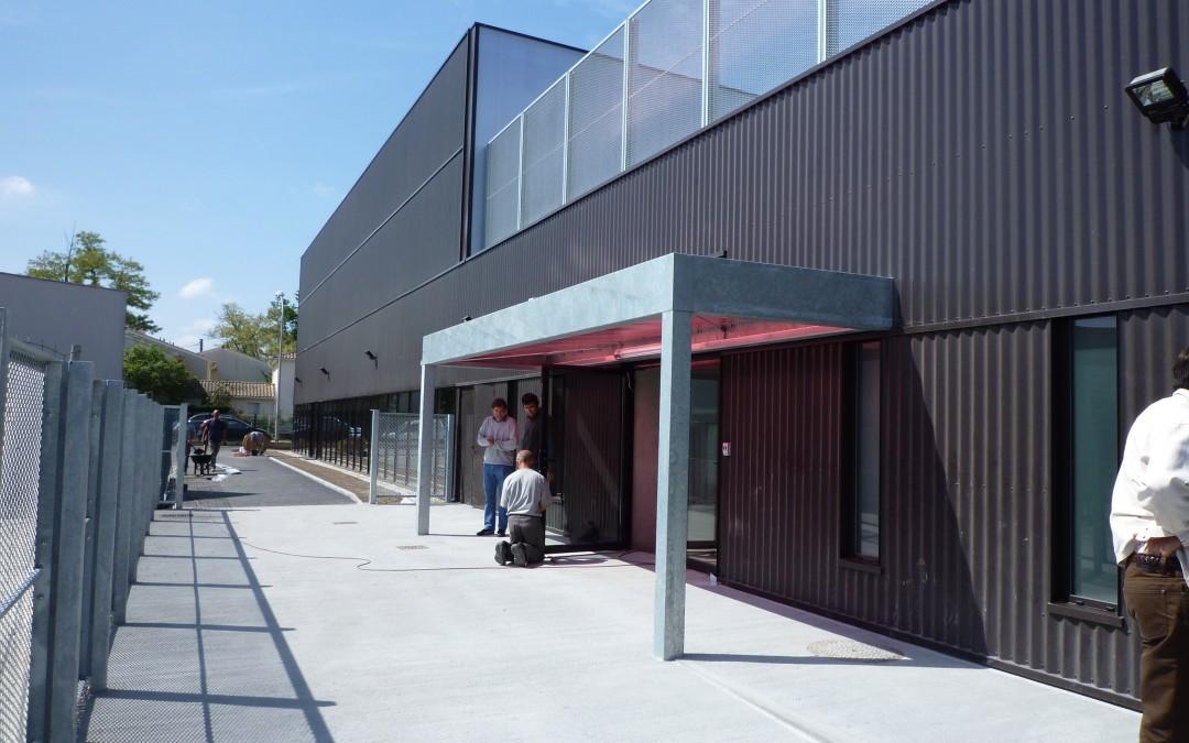 Lycée de Capeyron (33)