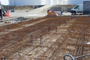 Construction cuve éthanol par Aqio