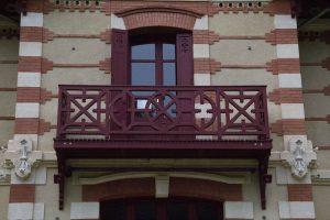 balcon du chalet Mauriac par Aqio