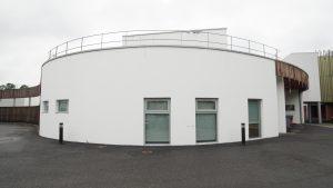 Lycée Daguin bâtiment arrière - Aqio