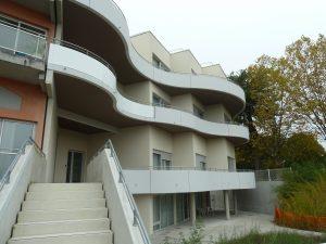 Bâtiment EPHAD Bonne esperance contruit par Aqio