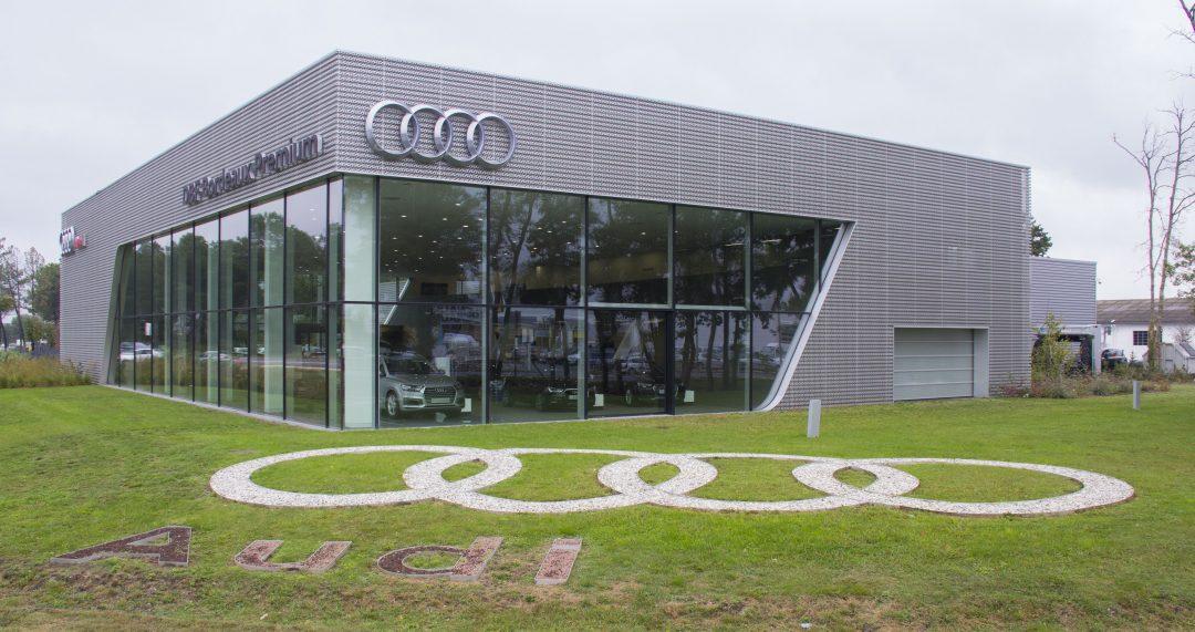 Audi – Mérignac