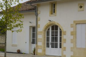 duplessy façade pierre maison