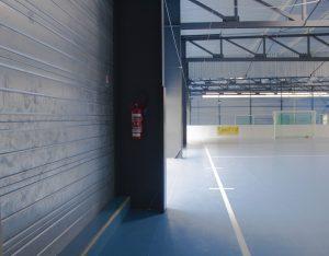 Ginga foot Mérignac bâtiment intérieur - Aqio
