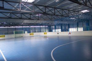 Ginga foot bâtiment intérieur - Aqio