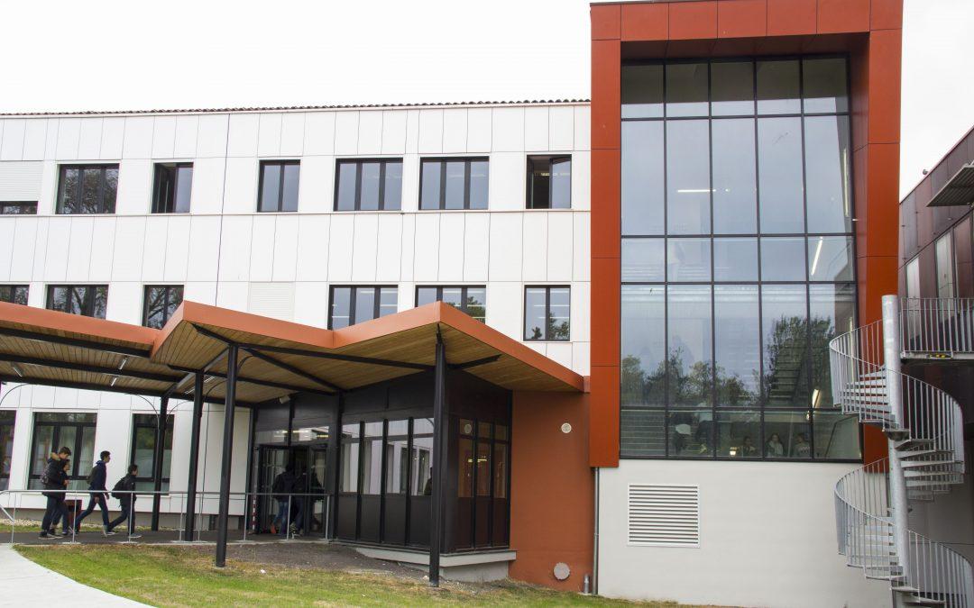 Lycée Jean Monnet – Blanquefort