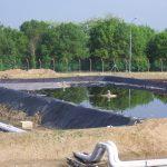 Aqio vermillon génie civil bac de rétention eau