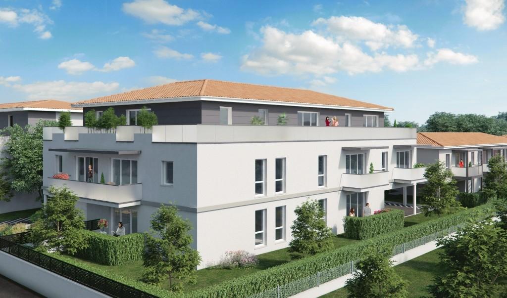 construction residence bruges par Aqio