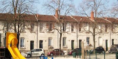 Résidence «Cité La Bombe» à Bordeaux (33)